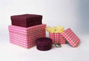 Как оформить коробки для хранения вещей
