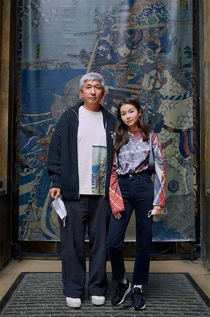 Павел и Соня Те
